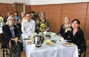 Церемония чествования лучших  учителей города Черкесска.