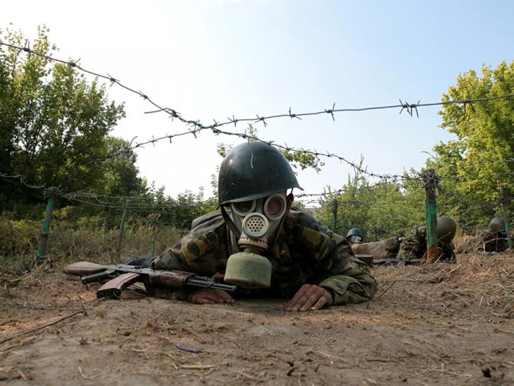 Об организации и проведении пятидневных учебных сборов по основам военной службы с юношами 10 классов образовательных организаций города Черкесска в 2015 г.